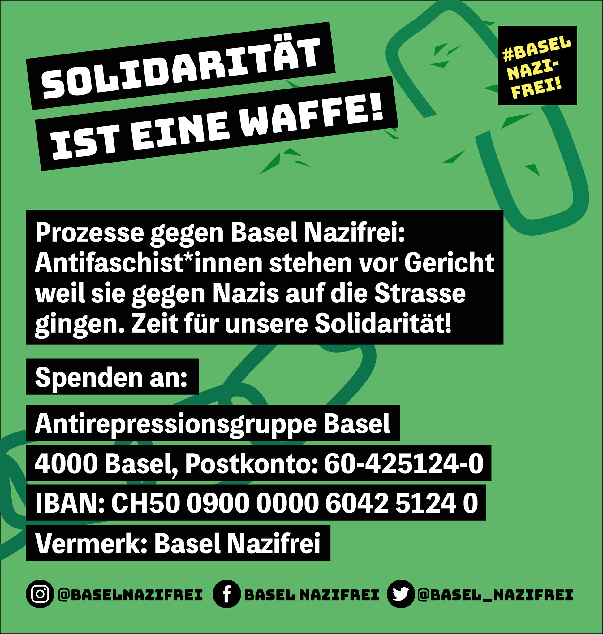Support Basel Nazifrei